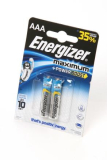 Батарейка Energizer Maximum+Power Boostl/Max Plus LR03 2шт. (ААА)