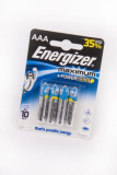 Батарейка Energizer Maximum+Power Boostl/Max Plus LR03 4шт. (ААА)
