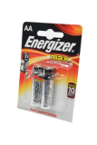 Батарейка Energizer MAX+Power Seal LR6 2шт. (АА)